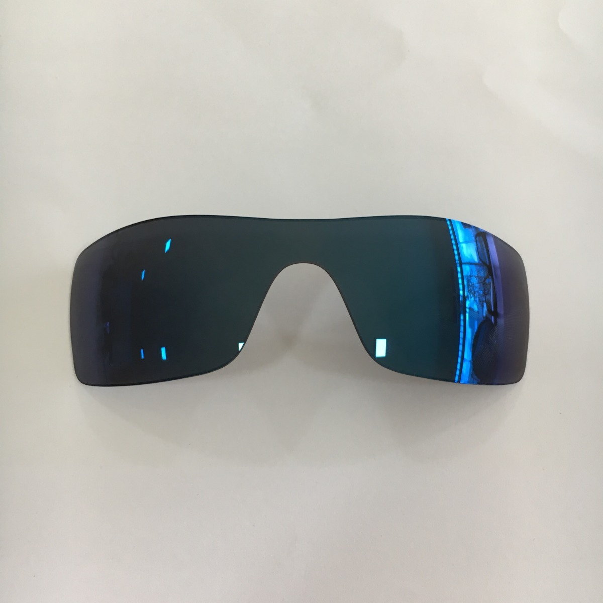 lentes óculos oakley batwolf oo9101 ice iridium - original. Carregando zoom. 9aff1d7a27