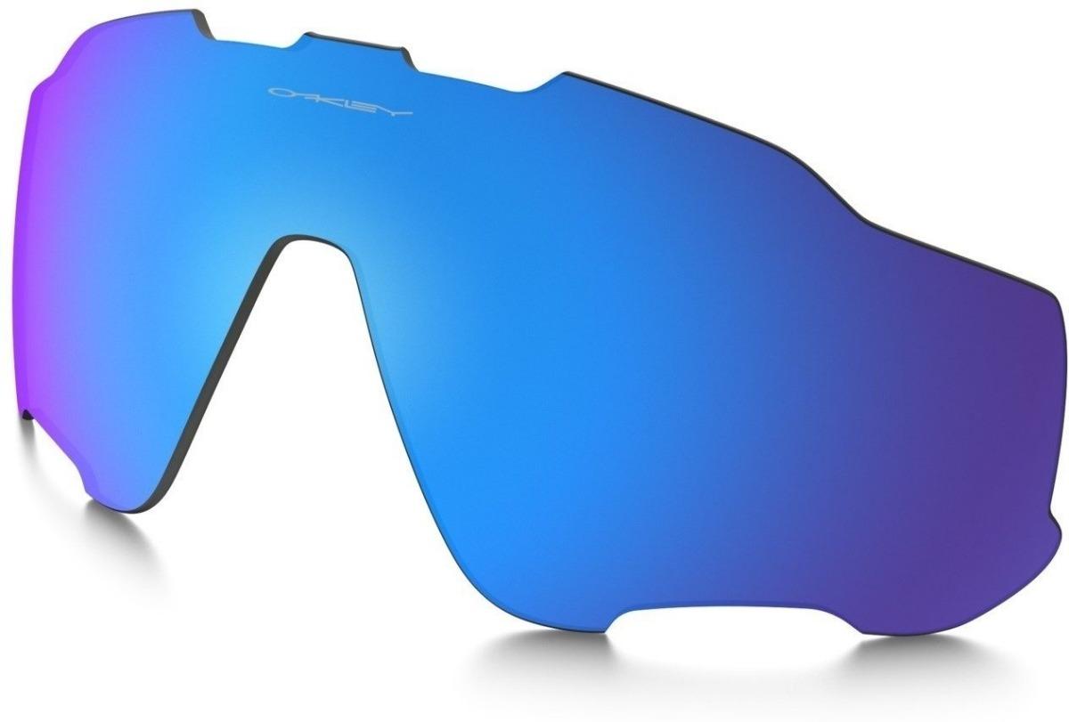 54f31802a5 Lentes Óculos Oakley Jawbreaker Sapphire Iridium - Original - R  189 ...