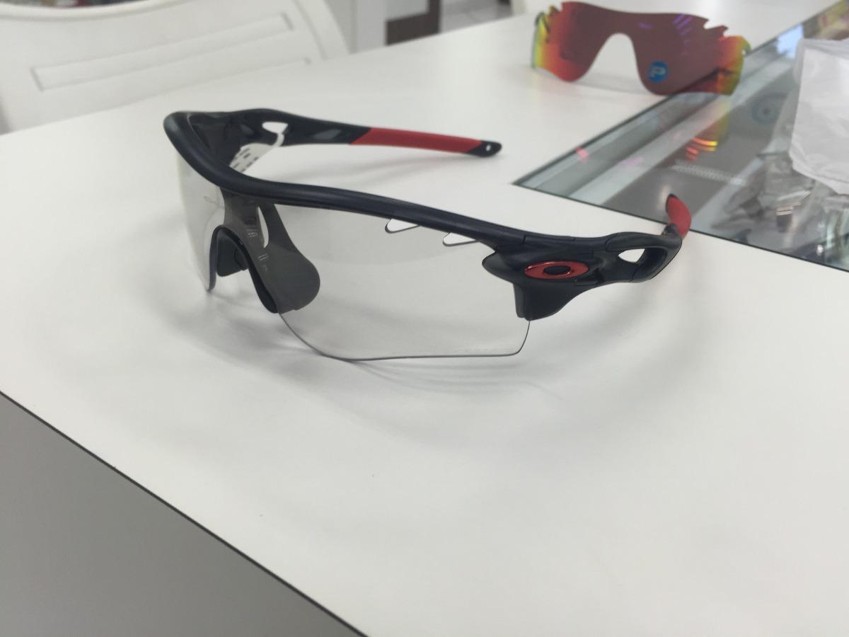 lentes oculos oakley radar lock photochromic apenas lentes. Carregando zoom. 3f3140949b