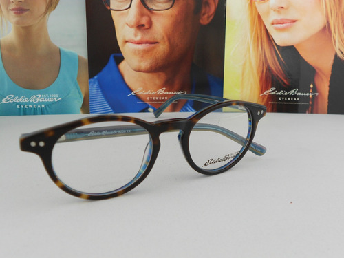 lentes oftalmico eddie bauer 8206, carey modificado