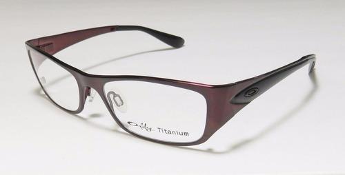 lentes oftalmicos diligent (50) cabernet oakley.