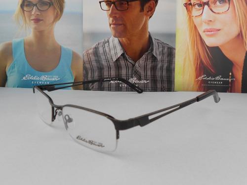 lentes oftalmicos eddie bauer mod 8279.varios colores