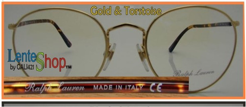 lentes oftalmicos ralph lauren  tortoise & leather pl 9006 9