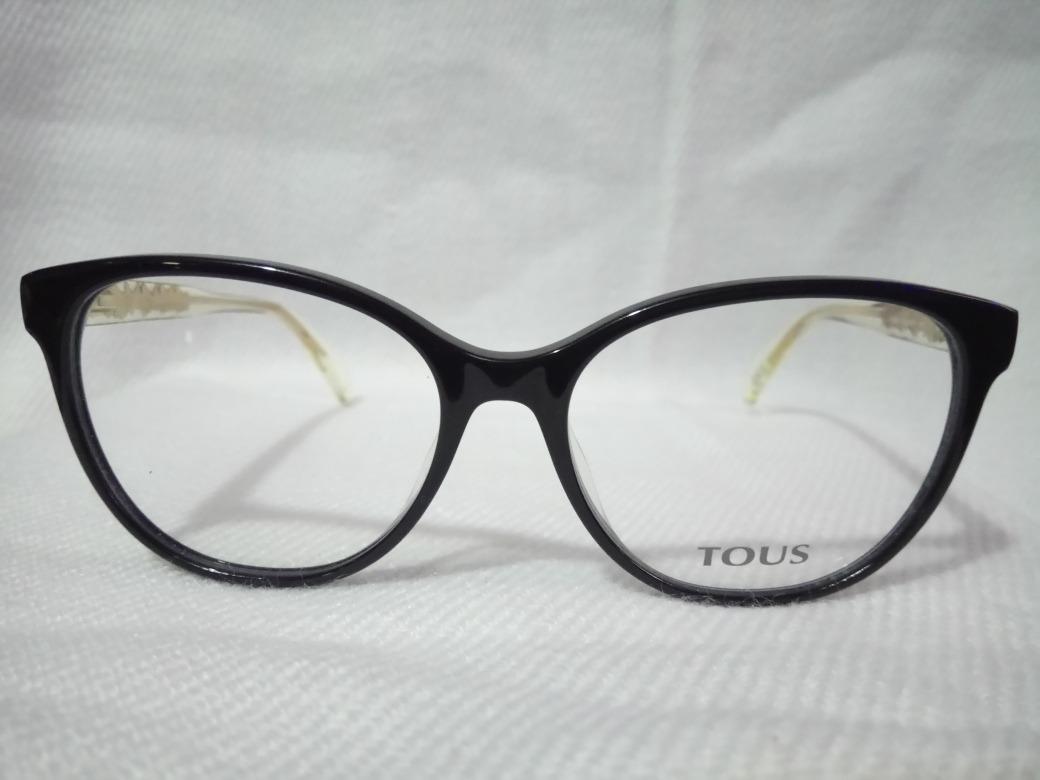 ab7b7c67d2 lentes oftalmicos tous originales vto 989 col. 700y negro. Cargando zoom.