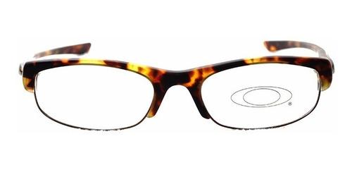 lentes oftálmicos yardstck 4.0 amber tortoise oakley.