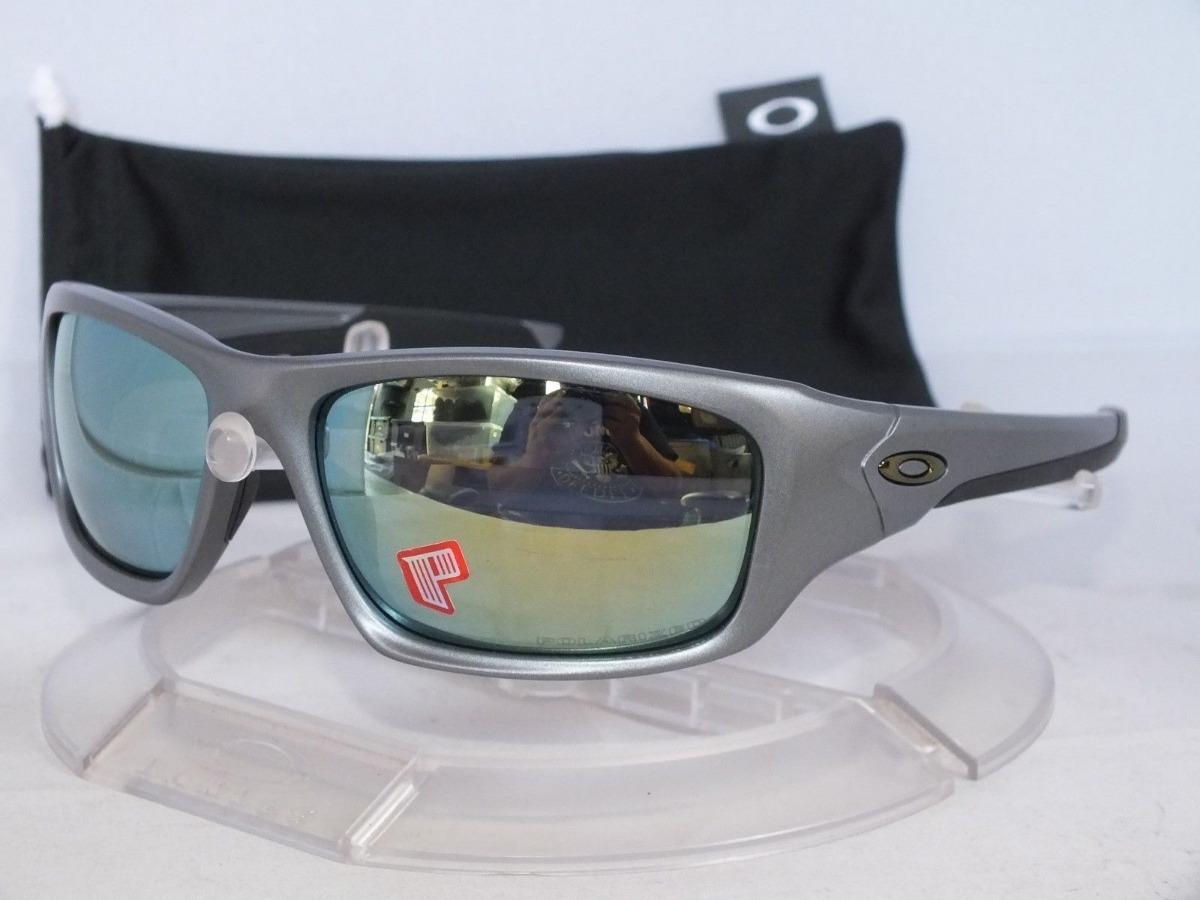 f2deeddb135 lentes okaley nuevos-valve grey emerald iridium polarized. Cargando zoom.