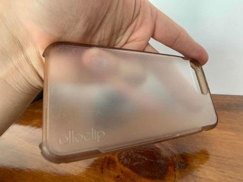 lentes olloclip wide, fish eye y macro iphone 7 y 8