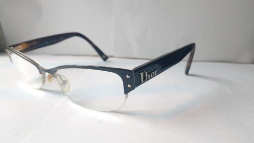 2c171485e9 lentes ópticos dior cd3748 semi al aire italy original 52mm. Cargando zoom.