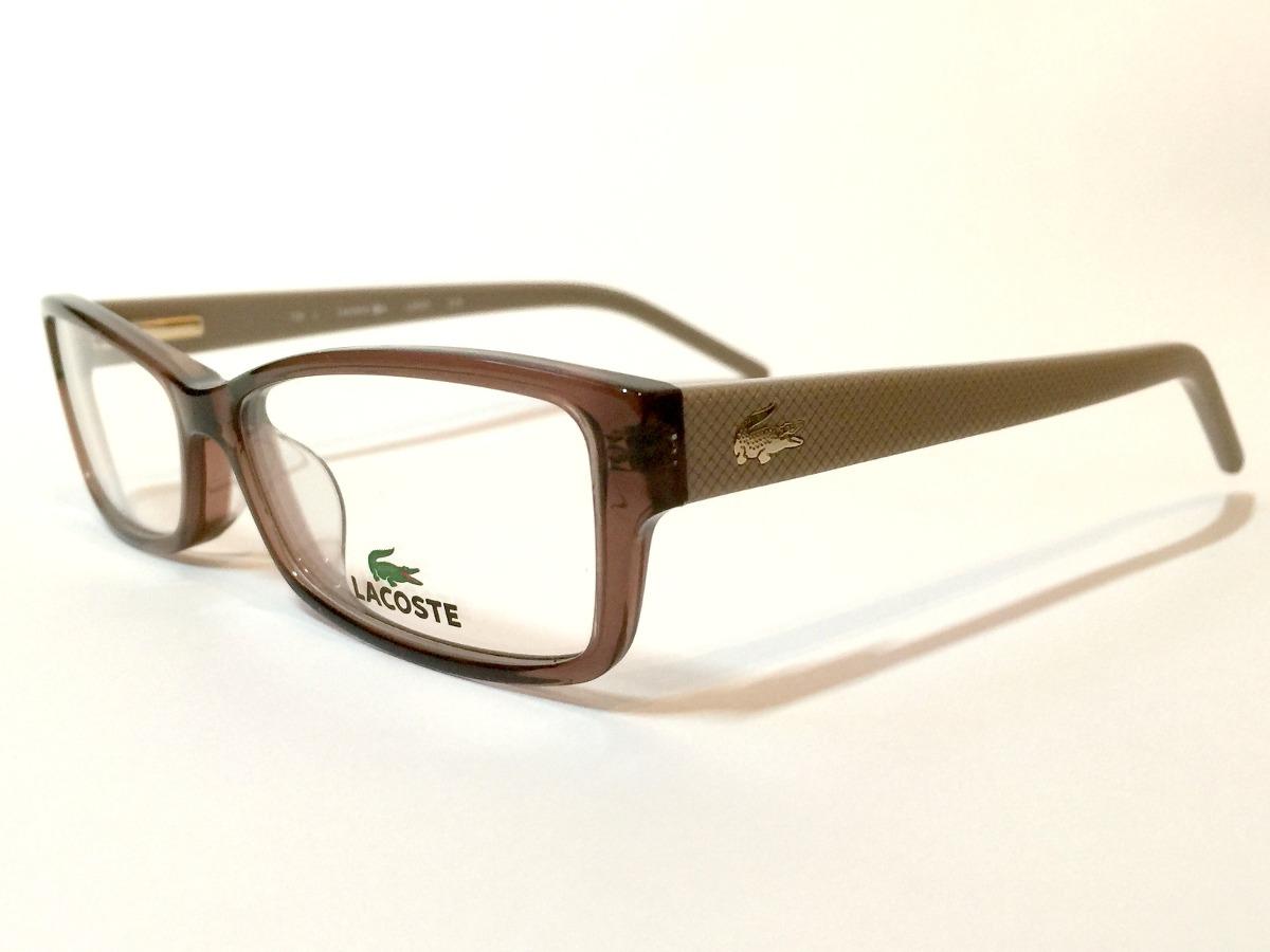 Lentes Opticos Lacoste  79.990. Ref 149.990.-nuevos -   79.990 en ... d5fbd5cb1d28