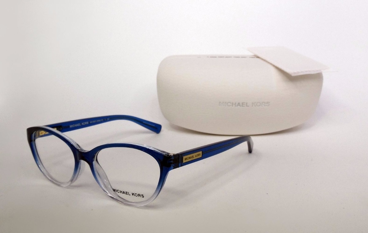Lentes Ópticos Michael Kors 3122 Blue Gradient 50mm - $ 60.000 en ...