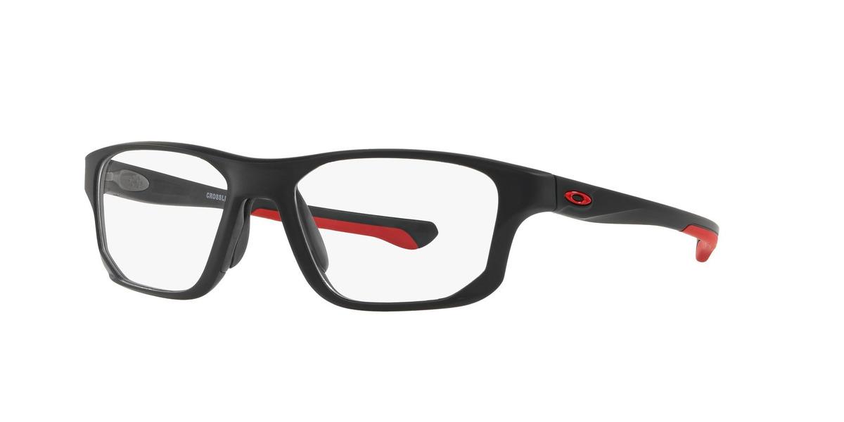 972847bc35 lentes ópticos oakley crosslink fit black | chilelentes. Cargando zoom.