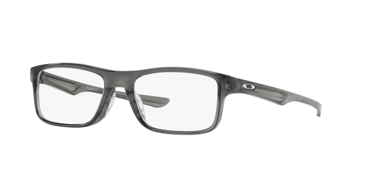 0598f2caf8 lentes ópticos oakley plank 2.0 polished smoke | chilelentes. Cargando zoom.