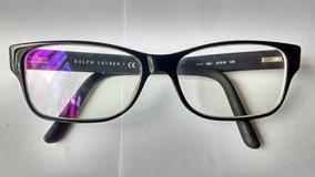 b1b753a8da Lentes Ópticos Polo Ralph Lauren Ph2117 Wayfarer Black 54mm
