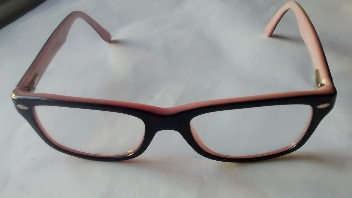 c852daa11245b lentes ópticos ray ban rb1531 wayfarer negro rosado xs 48mm. Cargando zoom.