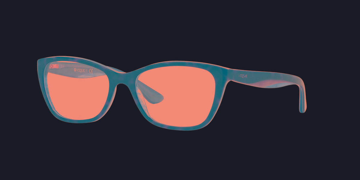 dbe5dc149b lentes ópticos vogue rainbow vo2961 lila/   chilelentes. Cargando zoom.