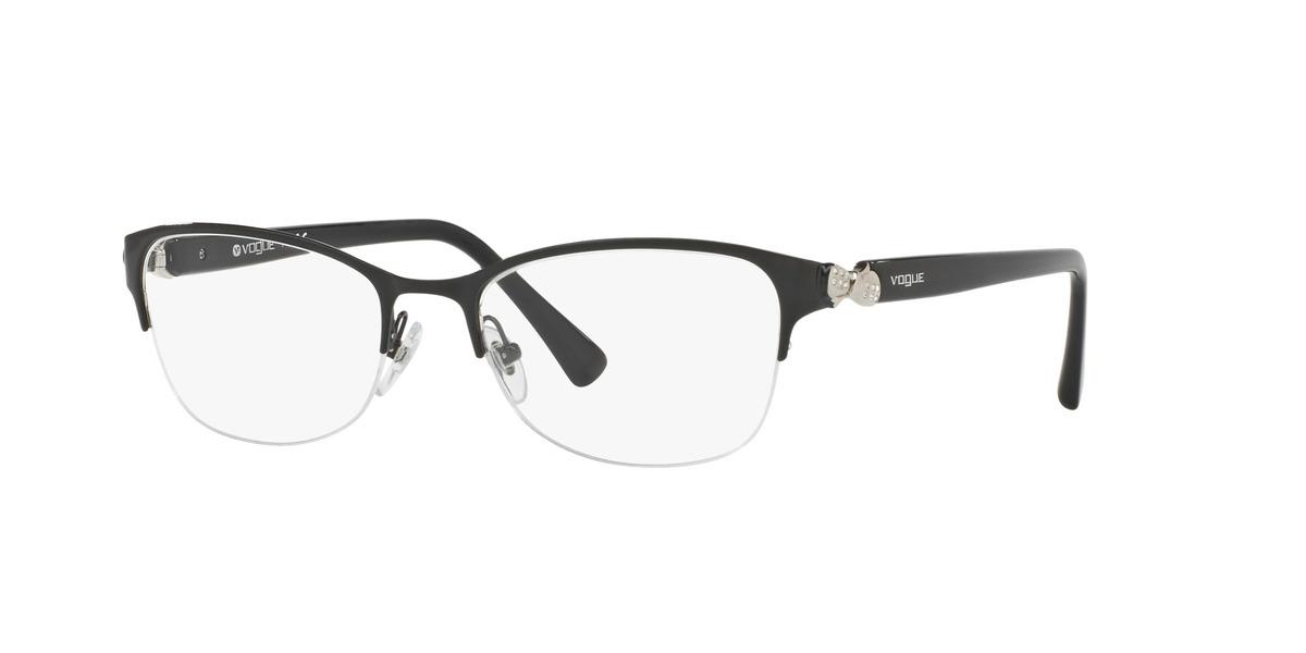 6f27e4328a Lentes Ópticos Vogue Vo4027b Black   Chilelentes - $ 79.900 en ...