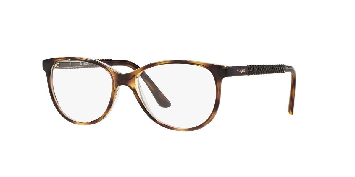 b2f1605559 lentes ópticos vogue vo5030 havana/transparent   chilelentes. Cargando zoom.