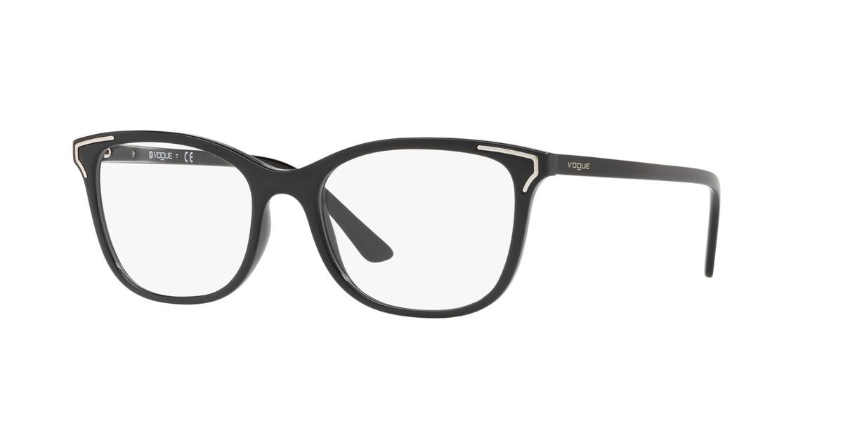 de280f3b15 Lentes Ópticos Vogue Vo5214 Black   Chilelentes - $ 74.900 en ...
