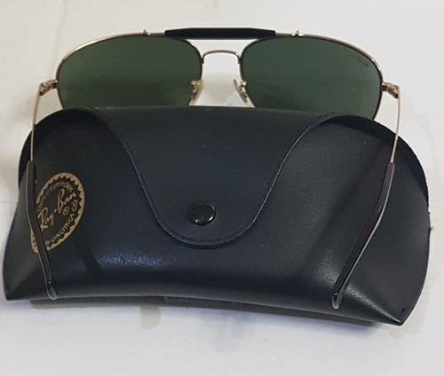 lentes oscuros ray-ban rb 3423 63mm