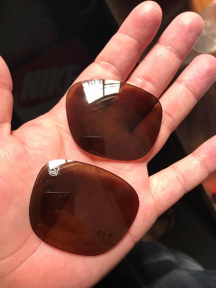 daf100e4cf lentes p oakley enduro dark bronze iridium shaun white. Carregando zoom.
