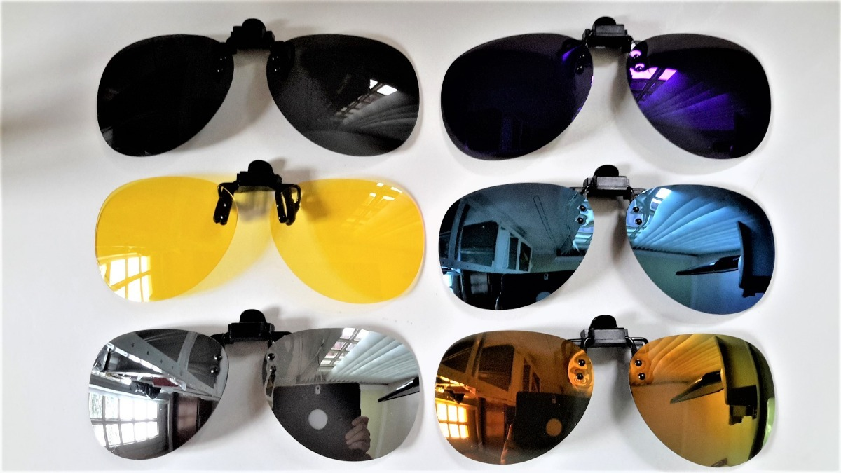 1089ec4a3 lentes p/ óculos de grau estilo aviador + brinde. Carregando zoom.