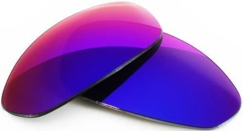 4f31ec8ec45b4 Lentes P Oculos Oakley Xx 24k Double X Metal Xx Super Brinde - R  89 ...