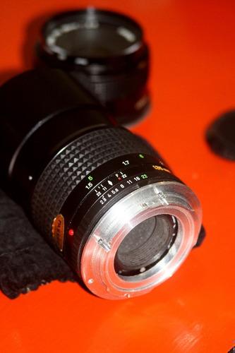 lentes para camara canon
