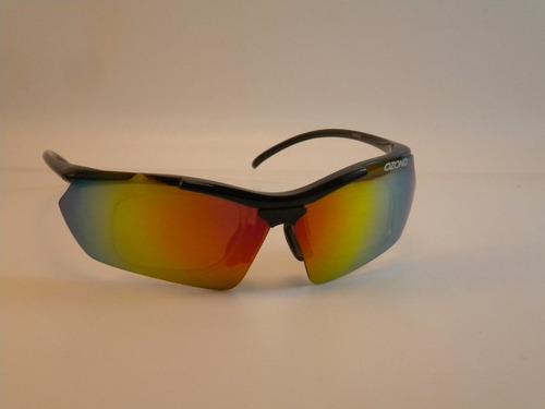 lentes para ciclismo ozono