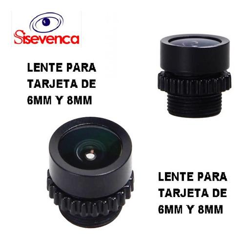 lentes para minidomos de 3,6 mm