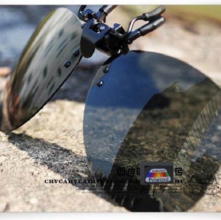 be8612275733c Lentes Para Óculos Clip On Estilo Aviador Cores Polarizado - R  69 ...