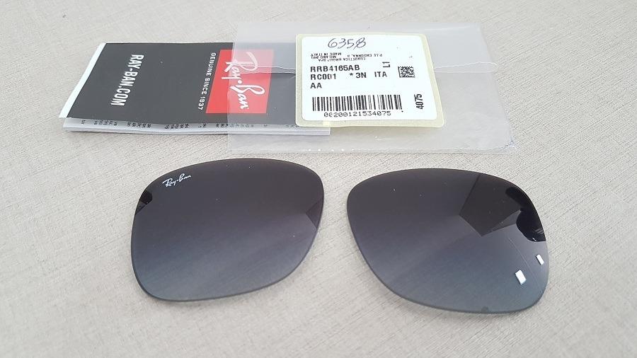 lentes para rayban justin rb4165 degrade cor cinza original. Carregando  zoom. 912b17649f