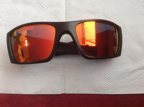 lentes para sol oakley edición especial scuderia ferrari