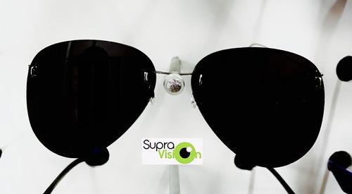 lentes para sol ultra delgados con micas polarizadas