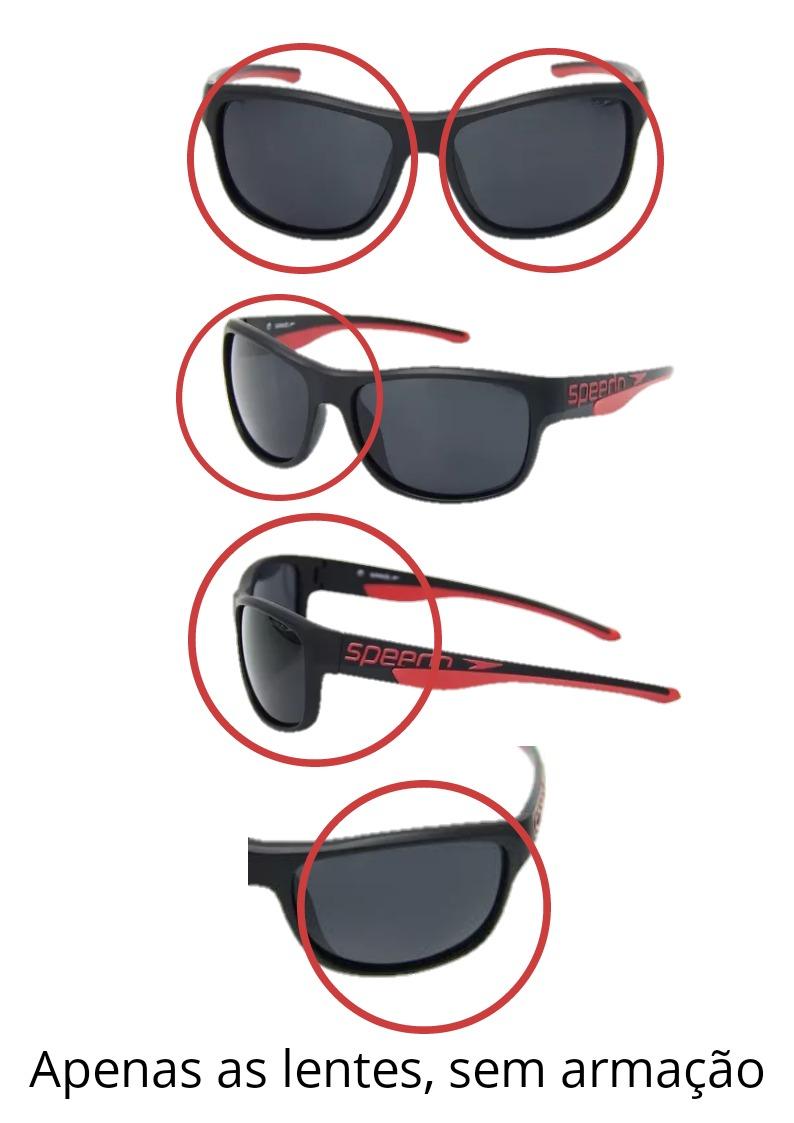 086d36483fe87 Lentes Polarizadas Óculos Masculino Speedo Catamaran - R  49
