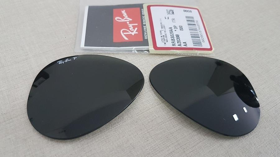be228d5a6 lentes polarizadas ray-ban aviador rb 3026l 3025 tamanho 62. Carregando  zoom.