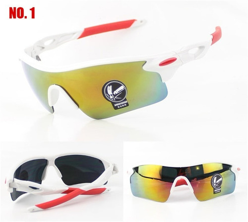 lentes polarizados ciclismo mtb uv400