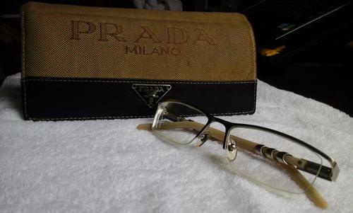 lentes prada oftalmicos originales. entrega gratis