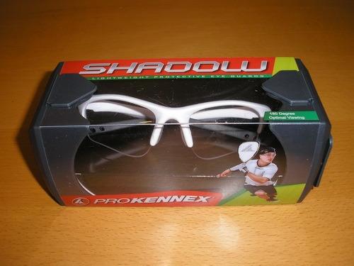 lentes prokennex shadow racquetball