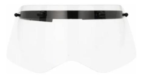 lentes protectores / gafas de protección - (3 unidades)