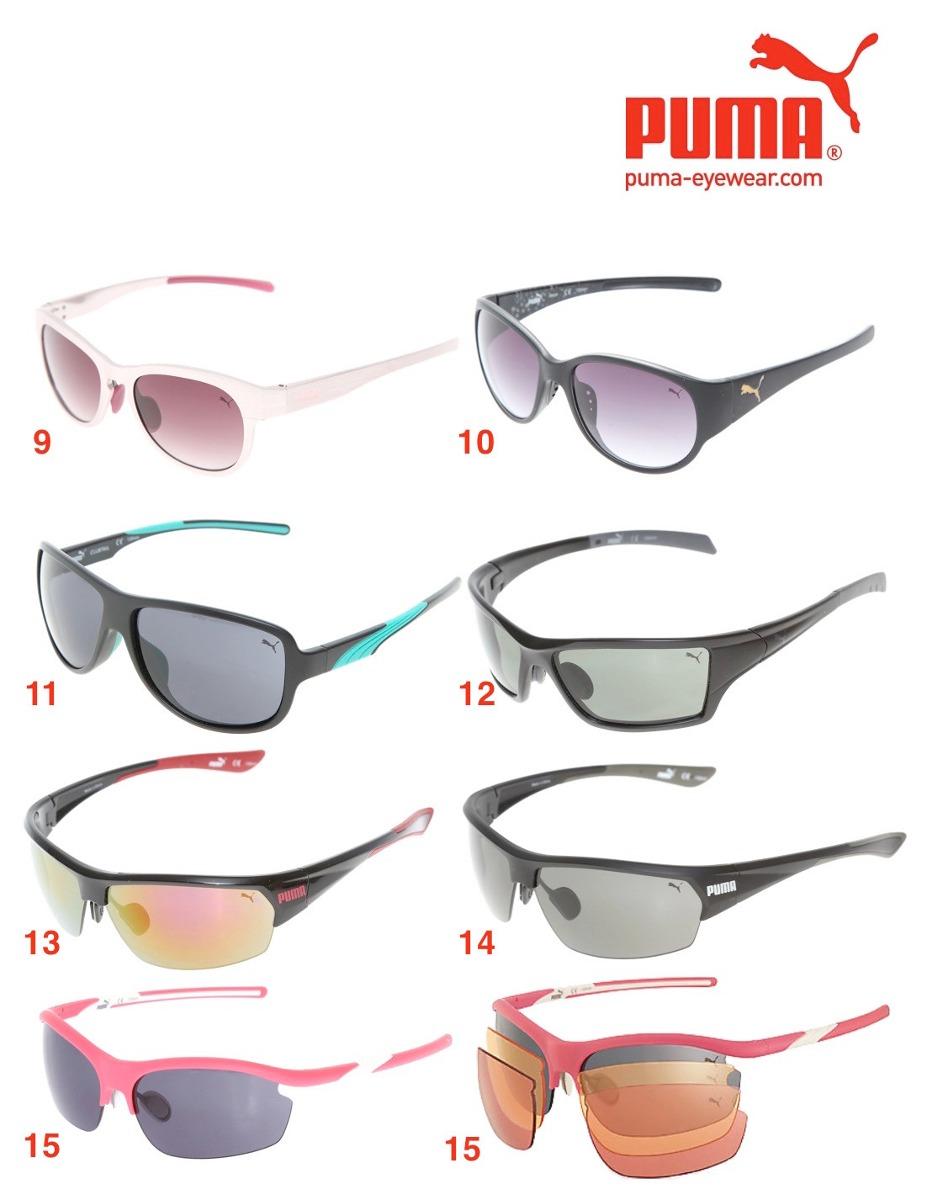 ae792f45ca lentes puma originales nuevos polarizados proteccion uv. Cargando zoom.