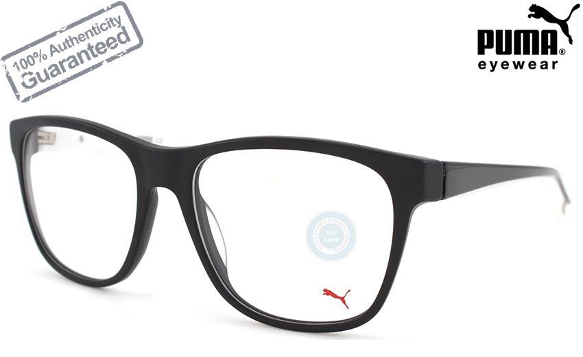 c28ff73671 lentes puma pu00670 002 matte black white oftalmico original. Cargando zoom.