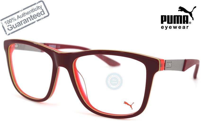 5a66cebe7 Lentes Puma Pu00750 005 Red Orange Gray Original Oftalmico ...