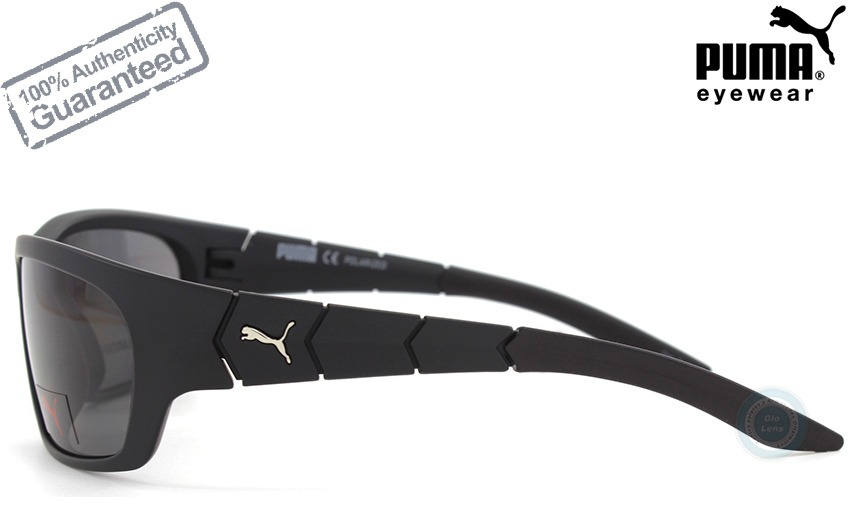 63f824b19 Lentes Puma Toric Arrow 1 Matte Black Polarizado Original ...