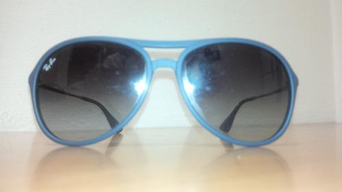 lentes ray ban alex 4201 usados en 4 oportunidades solamente