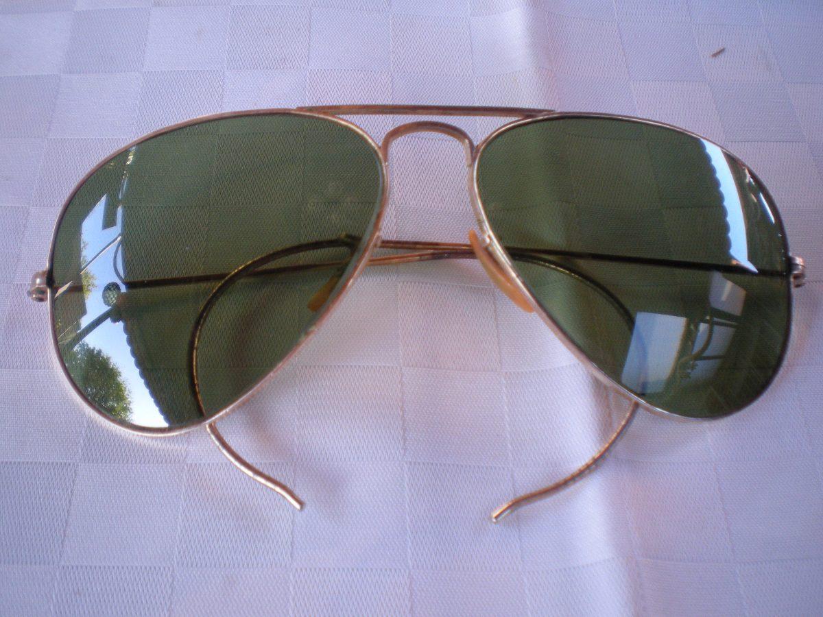 gafas de sol ray ban antiguas