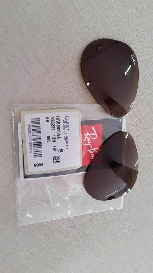 762b82c5643a8 lentes ray-ban aviador degradê rb3025 crystal brown original. Carregando  zoom.