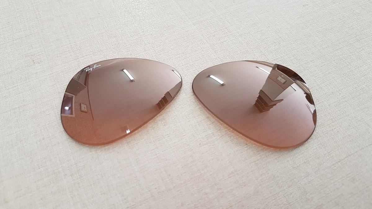 448368bb9f5a1 lentes ray-ban aviador rb3025 001 3e tamanho 58 médio. Carregando zoom.