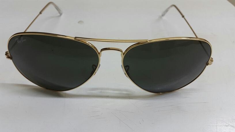 d25896e96af8b ... best price lentes ray ban aviator 62014 large metal. cargando zoom.  c9fc0 9d438