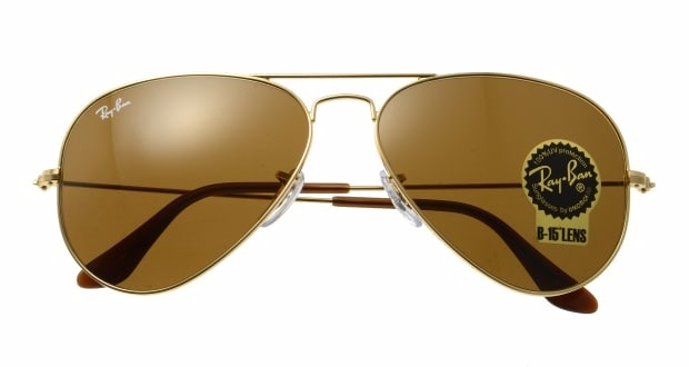 lentes ray ban aviator polarizados