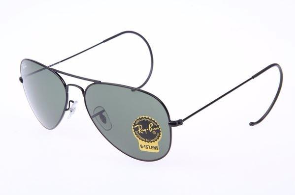 lentes ray ban aviator cola de rata